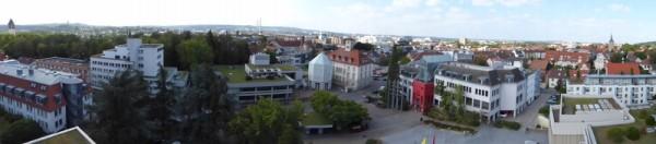 Rathausdach