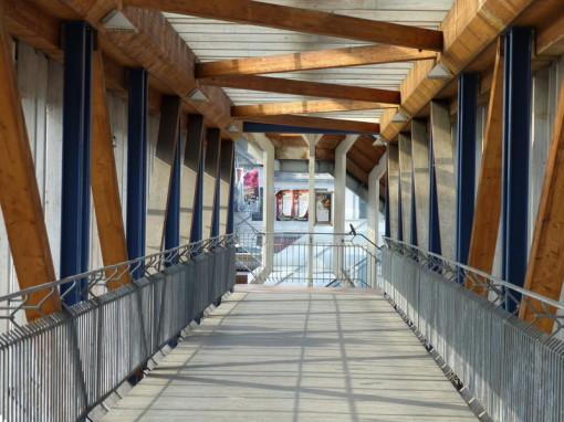 Brücke zum Daimler